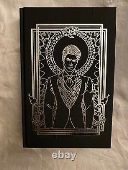 Kingdom Of The Wicked (Fairyloot) Kerri Maniscalco 1st Ed, Sprayed Edges New