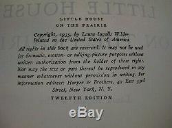 LAURA INGALLS WILDER 8 Signed Books DJs Little House on the Prairie 1st Late vtg