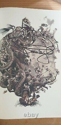 Laini Taylor Strange The Dreamer / Muse of Nightmares SIGNED Litjoy Box Set