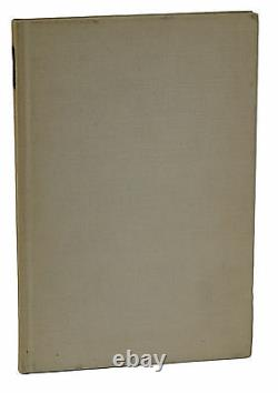Leda SIGNED by ALDOUS HUXLEY First Numbered Limited Edition of 361 1929