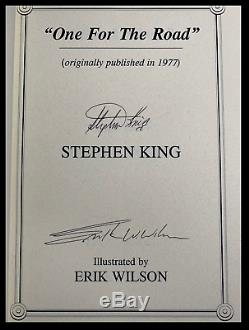Legacies SIGNED by STEPHEN KING + CLIVE BARKER +19 OTHERS Cemetery Dance 1/500
