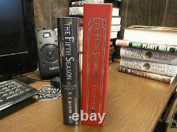 Lettered Subterranean Press The Broken Earth The Fifth Season N. K. Jemisin