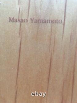 MASAO YAMAMOTO Omizuao Limited Edition With PRINT #88/100 Nazraeli Press Signed