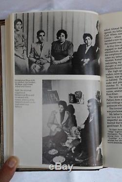 Magnificent Signed King Mohammad Reza Pahlavi Of Iran Book The Shah's Story