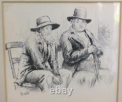 Mark Twain / The Adventures of Huckleberry Finn Signed 1st Edition 1885 #2005307