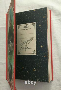 MinaLima Signed UK 1/1 Illustrated Harry Potter and the Philosopher's Stone