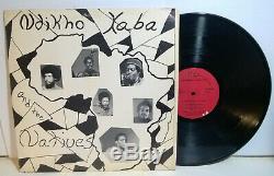 NDIKHO XABA & The NATIVES'71 Trilyte RARE Spiritual Afro jazz soul funk signed