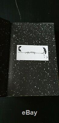 Nevernight Jay Kristoff Signed First Edition PLEASE READ DESCRIPTION