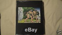 New SIGNED The Book of Genesis Illustrated Robert Crumb R. Limited Edition 1/1