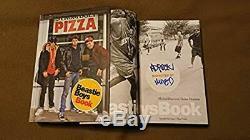 New Signed Beastie Boys Book 1/1 HC Ad Rock Adam Horovitz Mike D Michael Diamond