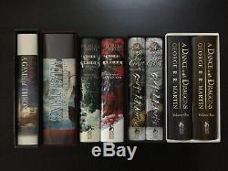 Numbered Signed Meisha Merlin A Game of Thrones Books Clash of Kings Martin