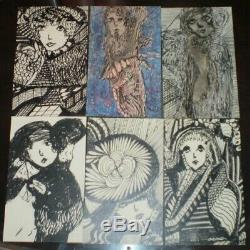 ORIGINAL MADGE GILL ARTWORK, SIGNED, DELUXE, 1 of 75, MYRNINEREST, OUTSIDER ART