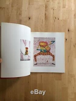 OS GEMEOS Cavaleiro Marginal SIGNED 1st Ed NYC Deitch Projects 2005! RARE KAWS