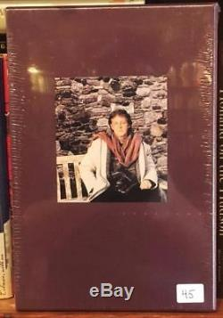 Paul McCartney Signed Limited Blackbird Singing Lyrics and Poems, Beatles