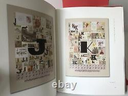 Peter Blake Signed Alphabets Print and Book limited edition of 100