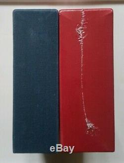 Philip Pullman The Book Of Dust Volumes 1 And 2 Signed 1st Limited Editions