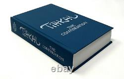 Pihkal and Tihkal, Alexander and Ann Shulgin. Signed Limited Hardcover Editions