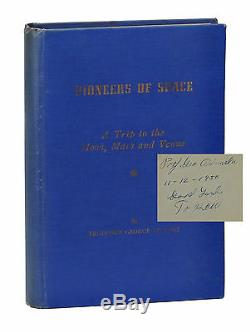 Pioneers of Space SIGNED by GEORGE ADAMSKI First Edition 1st 1949 UFO