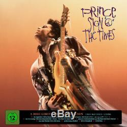 Prince Sign O' the Times Ltd Deluxe Edition 2 Blu-ray + 2 DVD LTD AVAILABILITY
