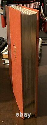 RARE J. R. R. Tolkien THE SIMARILLION 1998 SIGNED/#d Edition NASMITH Art SIGNED