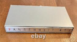 Ray Bradbury's Fahrenheit 451 Signed 1st 1982 Limited Editions Club