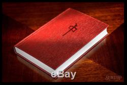 Red Dragon SIGNED by THOMAS HARRIS New Suntup Press Limited Iridescent 1/250