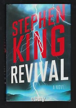 Revival (2014) Stephen King, Signed, 1st Edition, 1st Printing In Dj