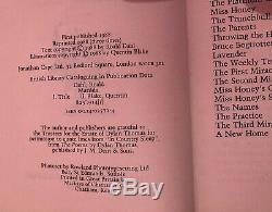 Roald Dahl Matilda First UK Edition 1988 SIGNED 1st HBDJ