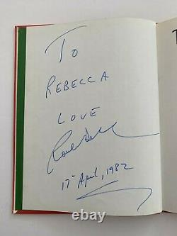 Roald Dahl The Enormous Crocodile Signed First Edition 1978 1st Book