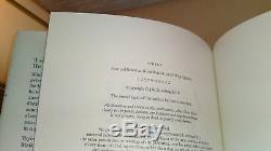 Robert Galbraith SIGNED Lethal White J. K. Rowling 1st edition 1st print Hardback