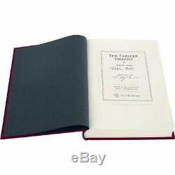 Robin Hobb Farseer Trilogy, Signed (Folio Society, 2020)