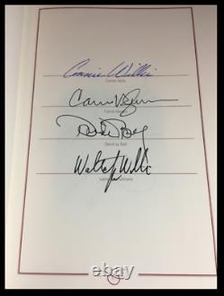 Rogues SIGNED by 22 George R. R. Martin Subterranean Press Game of Thrones #327