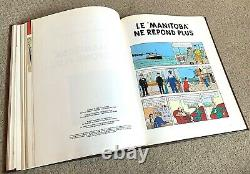 Rombaldi Tintin Vol 3 SIGNED BY CHANG CHONG CHEN 1985 1st Edition 1985 Herge EO
