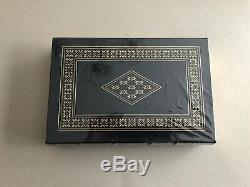 SEALED President GEORGE H. W. BUSH Signed 1st Ed Book All The Best Easton Press