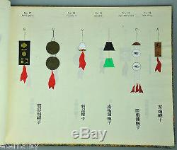 SHOP SIGNS of PEKING CHINA HAND COLORED ILLUSTRATIONS PLATE ORIGINAL 1931
