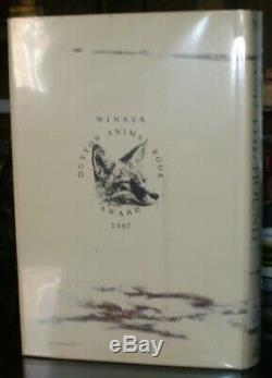 SIGNED, 1967, FIRST EDITION, THE FOX AND THE HOUND, by DANIEL P. MANNIX, CLASSIC