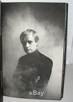 SIGNED Dennis Hopper Out Of The Sixties Gravure Photographs Easy Rider HC DJ