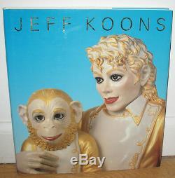 SIGNED Drawing Jeff Koons San Francisco Museum of Modern Art 1992 HC DJ