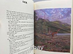 SIGNED Easton Press 2V JURASSIC PARK LOST WORLD LIMITED Edition SCARCE SEALED