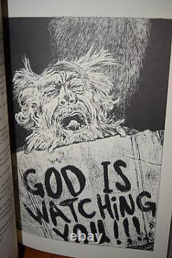 SIGNED Guillermo del Toro THE FALL Chuck Hogan LIMITED EDITION Strain 1/474 RARE