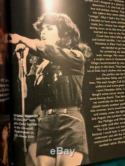 SIGNED IN PERSON LINDA RONSTADT Simple DreamsA Musical Memoir 2013 HCDJ 1ST/1ST