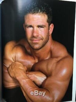 SIGNED Jim French MASC. The Color Photography Masculine Gay Erotica Male Nude
