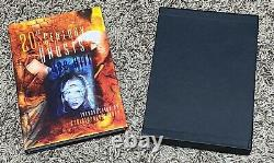 SIGNED LIMITED Joe Hill 20th Century Ghosts 1/200 Slipcased PS Stephen King RARE