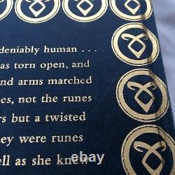 SIGNED Lady Midnight Waterstones Rune Edition