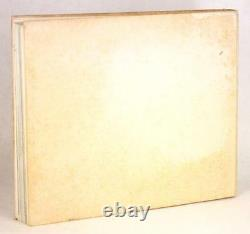 SIGNED MARCEL BREUER BUILDINGS AND PROJECTS 1921-1961 HARDCOVER withDUSTJACKET