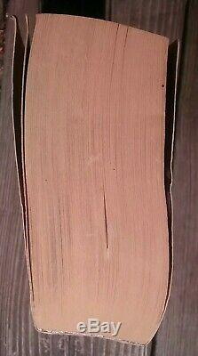 SIGNED STEPHEN KING IT Signet Paperback Book Rare Autographed Signature MOVIE