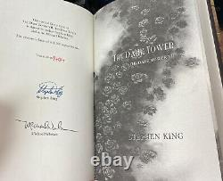SIGNED The DARK TOWER VII Stephen King Signed/Numbered In Slipcase Grant