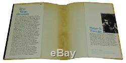 SIGNED The Last Unicorn PETER S. BEAGLE First Edition 1st Printing 1968