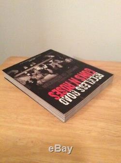 SIGNED x14 Reckless Road Guns N' Roses Slash Rare Unread Marc Cantor Porath Lue