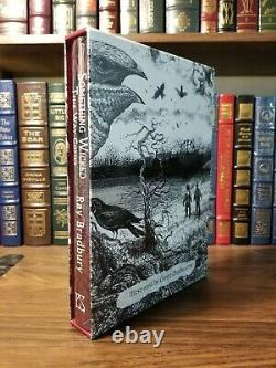 SOMETHING WICKED THIS WAY COMES Ray Bradbury SIGNED/NUMBERED PS Publishing
